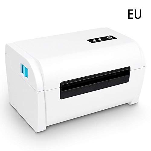 Dreameryoly Thermoetikettendrucker, 160 mm/s Hochgeschwindigkeitsdruck-Thermodrucker, kompatibel mit UPS, FedEx, Amazon, Ebay, Etsy, Shopify usw.