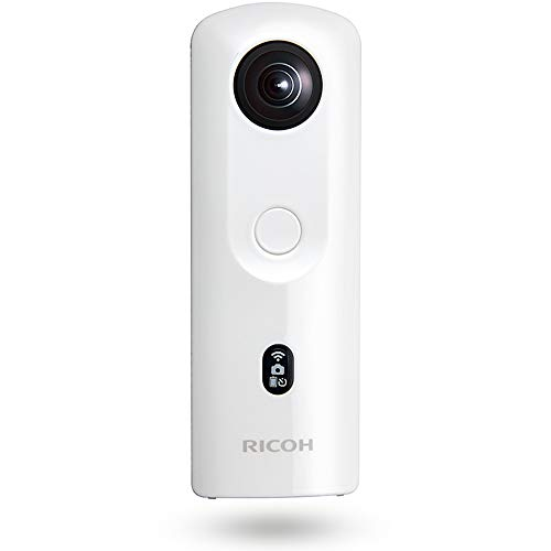 リコー 360度カメラ RICOH THETA SC2 ホワイト 全天球カメラ シータ 10800