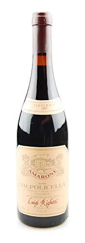 Wein 1997 Amarone della Valpolicella Righetti
