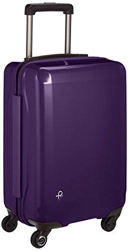 [プロテカ] スーツケース 日本製 ラグーナライトFs サイレントキャスター 機内持込可 35.0L 49cm 2.4kg 02741 15 ディープバイオレット