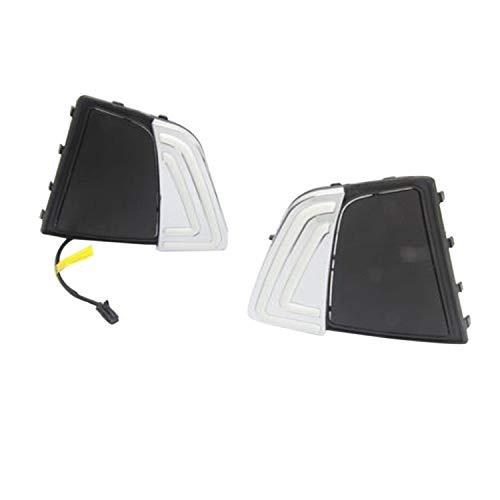 Genius Gn-8236 lumière de jour Running Light LED DRL kit brouillard Jour lampe, Lot de 2