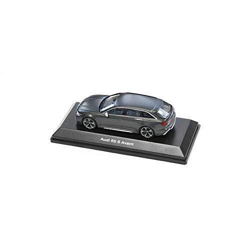 Audi 5012016231 Modellauto RS6 Avant grau Modell 1:43 Miniatur