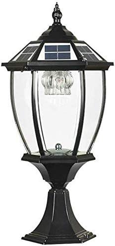 Rekaf In stock Outdoor Villa Artisans Post Max 64% OFF Parliament Pillar Lamp Waterpr