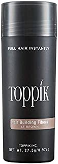 Toppik Temporary Hair Dye - Light Brown