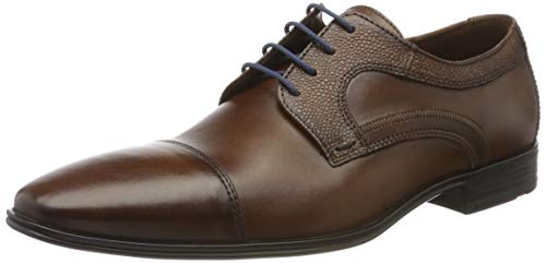 LLOYD Herren ORWIN Uniform-Schuh, Braun (Brandy), 44