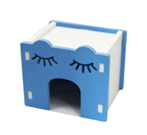 Black Temptation Hamster Nest Maison pour Petits Animaux [C]