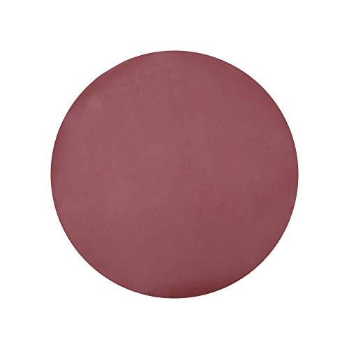 Utoolmart Disco de lija abrasivo redondo de 225 mm de diámetro, grano 800, gancho y bucle, disco sin agujeros, carburo de silicona, pulido para automoción y carpintería, 10 unidades