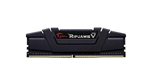 G.Skill Ripjaws V F4 2666C19Q 128GVK Module de mémoire 128 Go 4 x 32 Go DDR4 2666 MHz