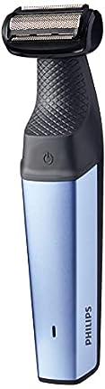 Afeitadora corporal Bodygroom Series 3000de Philips, respetuoso con la piel BG3015/15