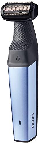 Philips, Serie Bodygroom, Rasoio con 3 inserti di ricambio