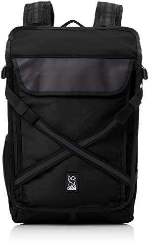 Chrome Industries Echo Bravo Backpack Commuter Laptop Pack Sleeve Cargo Straps