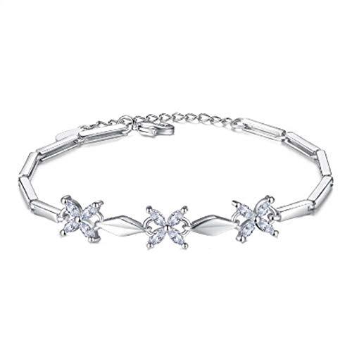 Cadeaux d'anniversaire beau bracelet réglable de mode #34