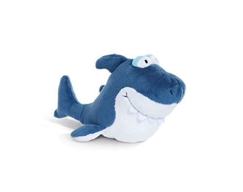 NICI 45367 Kuscheltier Hai-Ko 15cm liegend, blau