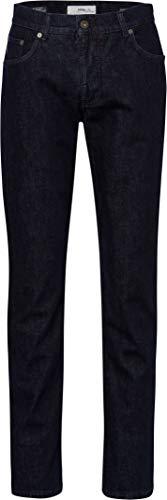 BRAX Herren Style Thermo Denim Straight Jeans, Dark Blue, 33W/34L
