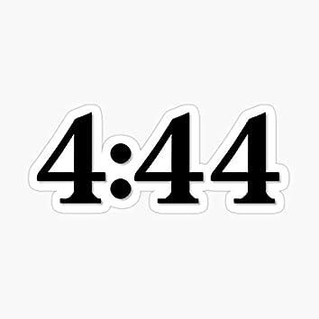 4:44 (feat. Wolfgang M.)