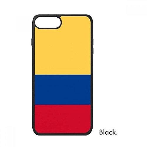 Bestchong Colombia Nationale Vlag Zuid-Amerika Land Voor iPhone SE 2 nieuw voor Apple 78 Case Cover