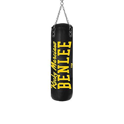 BENLEE Boxsack, Donato, schwarz-gelb, 100 cm