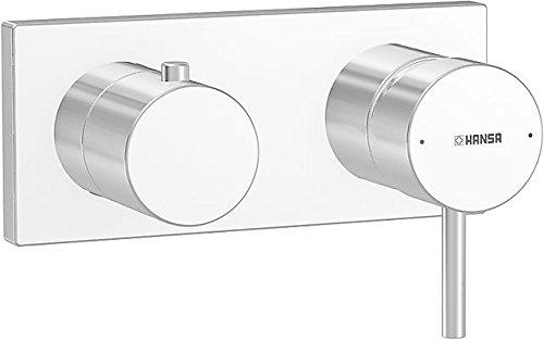 Hansa 44579503 Fertigmontageset HANSAMATRIX Einhandbatterie p z HANSASTELA verchromt