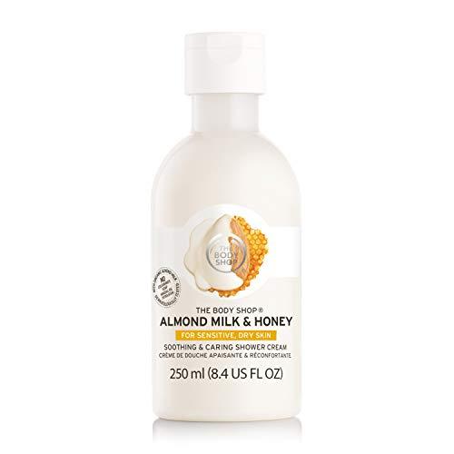 The Body Shop Almond Milk & Honey Shower Cream - Sabonete Líquido 250ml