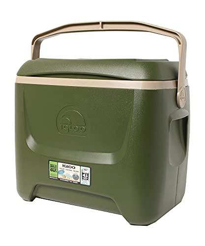 IGLOO Nevera Portátil Island Breeze 28 de 26 litros Color Verde