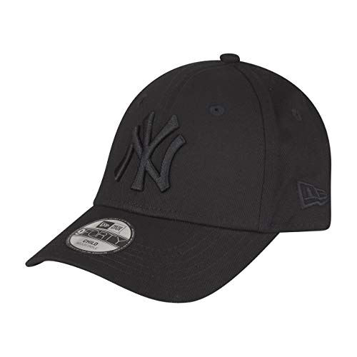 New Era 9Forty Kinder Cap - New York Yankees schwarz - Youth