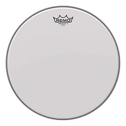 """Remo Schlagzeugfell Drum Head Ambassador x weiss aufgeraut, coated 14"""" AX-0114-00"""