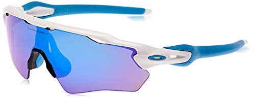 Oakley 0OJ9001 gafas de sol, Polished White, 40 Unisex-Adulto