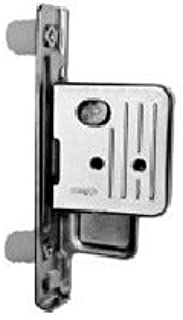 Blum ZSF.1300 R METABOX Right Press-In Drawer Clip-On Front Fixing Bracket, Nickel