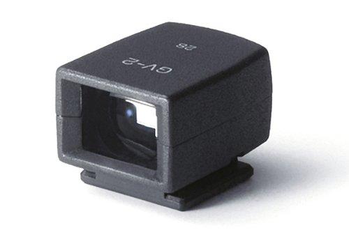 Ricoh GV-2 Externer Aufstecksucher für GXR, GR Digital I-IV; 28 mm Rahmenanzeige