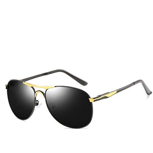 PrittUHU 2019 de la Mejora de la Mejora Gafas de Sol de los Hombres Mujeres polarizadas de conducción Espejo de Sol Gafas de Sol UV400 (Lenses Color : 2)