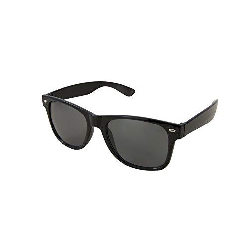 P 'tit Clown 10810 Brille Kunststoff – Blues Brother – Schwarz