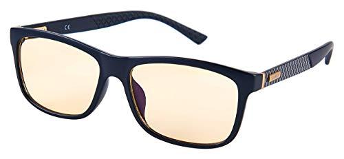 Lumin Night Driving Brille SHIFT – Allwetterbrille für Regen-, Nebel- und Nachtfahrten – Verbesserte Verkehrssicherheit – UVA- und UVB-Schutz – Reduzierte Augenbelastung und Kopfschmerzen – Unisex