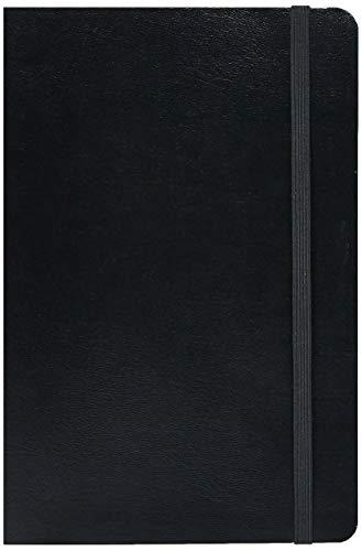 Caderneta s Flex, Cicero, 3206, Preto, Médio (14X21)