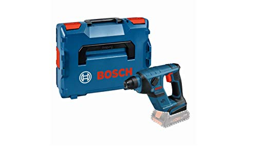 Bosch Professional GBH 18 V-LI Compact Cordless Rotary Hammer Drill with SDS Plus (Without Battery and Charger) - L-Boxx