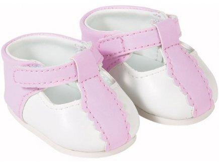 Corolle - t4558c - chaussures roses et blanches 36 cm - accessoire poupon - les classiques (513)