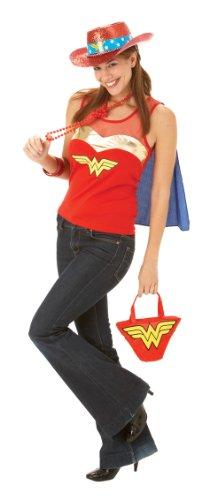 Rubbies - Disfraz de superhéroe para mujer, talla S (889374S)