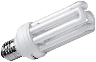 Sylvania Fast Start - Bombilla E27 de bajo consumo (20 W, pequeña, 48 x 136 mm)