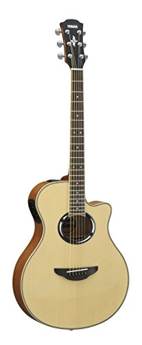 Yamaha APX500III chitarra acustica elettrica, colore naturale