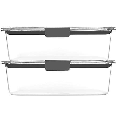 Camisin Superior Food Storage Containers Set Leak Proof Glass Meal Prep Containers, Freezer to Oven Safe Food Containers