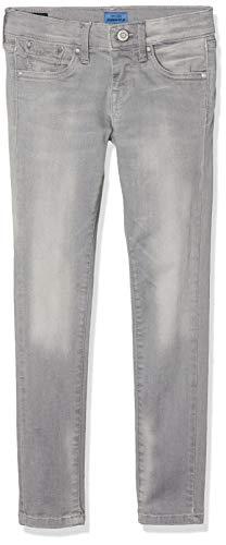 Pepe Jeans Mädchen Pixlette Jeans, Grau Denim Uk5, 9-10 Jahre