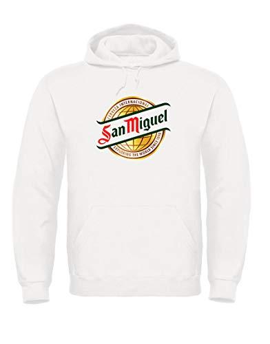 TsForYou Capuchontrui Bier San Miguel