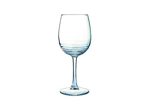 Luminarc Harena Copa de Vino 260ml, Cristal, Transparente, 17.8cm cm