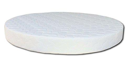Baldiflex colchón Redondo roundform-Aloe Vera Cus. Jabón Incl.