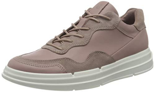 ECCO Soft X, Zapatillas Mujer, Woodrose Morado Woodrose, 39 EU