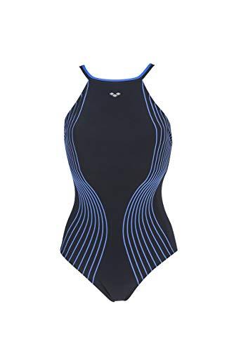ARENA Damen Badeanzug Bodylift Akiko Cup B – Badeanzug – Damen XX-Small Schwarz