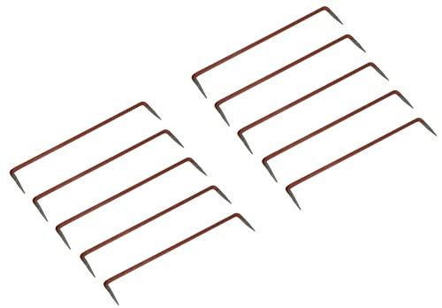 KOTARBAU® Abrazadera para Construcción de Carpintería 500x14mm Anclaje para Conexión de Vigas...