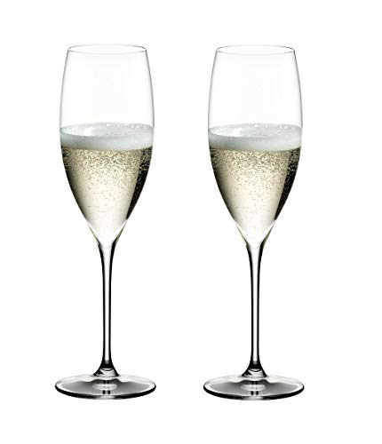 RIEDEL 6404/28 Grape Champagne (Estuche de 2 Copas)