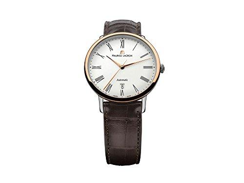 Maurice Lacroix Les Classiques Tradition Automatik Uhr, ML155, 20mm, 18K Gold