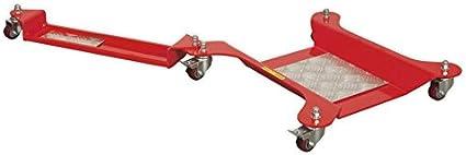 Sealey Ms063 A Motorrad Dolly Hinterrad Seite Ständer Typ Baumarkt