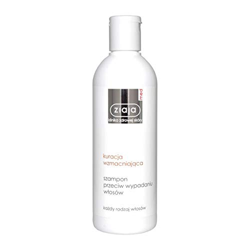Ziaja Silk Protein Treatment Intensive Smoothing Shampoo for Unruly Hair 300 ml